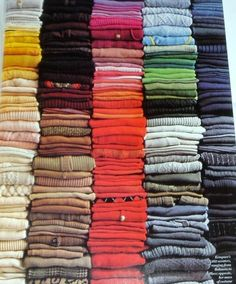 Cardigans!!! Love  them!!! I want all of them....