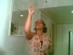 """Tae interprets """"Lord I Lift Your Name on High"""" in ASL American Sign Language--Looooove watching something I love worship the God that I love. Very cool tribute to him in a real way"""