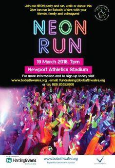 Jen Carroll Bobath (@JCarrollBobath)   Twitter Neon Run, Club Flyers, Glow, Running, Twitter, Fun, Keep Running, Why I Run, Sparkle