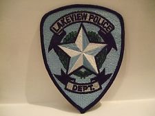 LAKEVIEW  POLICE TEXAS