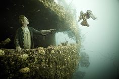 Stavronikita Project - The Sinking World of Andreas Franke