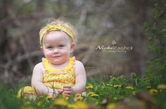 Spring Photography | Little Girl Photography | NickiRashell Photography