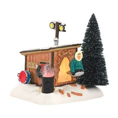 Department 56 National Lampoon Christmas Vacation Griswold Sled Shack > You can find more details here : Christmas Decorations