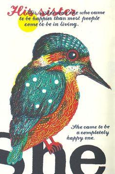 Ada. Gertrude Stein; il. ATAK. London: Nobrow Press, 2010