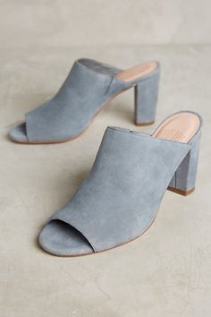 Charlotte Stone Morely Mules #anthropologie
