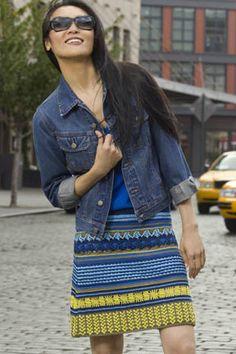 Nairobi Skirt in COTTON CLASSIC LITE