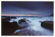 黎明前後(二) 賴國興 攝影 73x96x4cm
