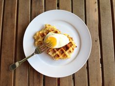hashbrownwaffle by The Home Cook, via Flickr