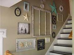 Resultado de imagen de stairs decoration