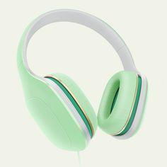 Original Xiaomi  HIFI Music Headphones Easy Version For Smartphones Mp3 Mp4 Laptop Computers Noise-Isolating Earphones