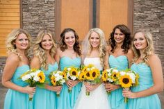 coral and cream and turquoise centerpieces - Google Search