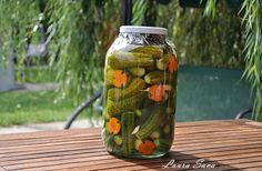 Castraveti murati Pickles, Cucumber, Traditional, Mai, Romania, Recipes, Food, Canning, Recipies