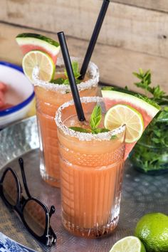 Alcoholic Drinks, Cocktails, Fruit Juice, Summer Drinks, Recipe Collection, Moscow Mule Mugs, Cantaloupe, Vodka, Smoothies