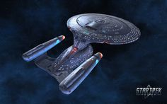 "Star Trek Online: Galaxy Dreadnought Remodel - Finally, we have also added new ""Galaxy Refit"" style nacelles as seen on the U.S.S. Venture in the Star Trek: Deep Space Nine episode ""The Way of the Warrior."""