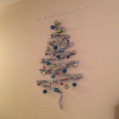 My alternative Christmas tree!