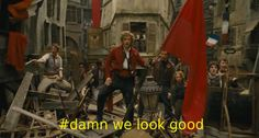 The real Les Mis captions - yep, this one is accurate