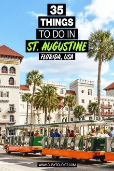 Visit Florida, Florida Vacation, Florida Trips, Cool Places To Visit, Places To Travel, Best Places In Florida, Florida Travel Guide, Florida Adventures, Beach Activities