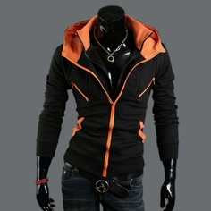 Men Fashion Jacket Dress Wear Men Clothing Workout Style