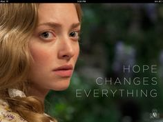 Hope Changes Everything ~ Screen shot from iBooks