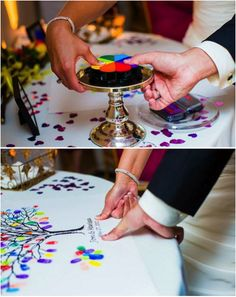 10 Creative Guest Book Ideas blogged by Simply Events intern, Danielle S.