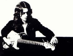 Rory Gallagher   A Man and a Guitar