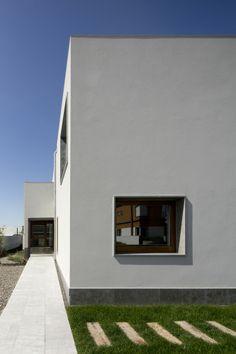 Casa en Pêro Pinheiro / brunosilvestreARCHITECTURE