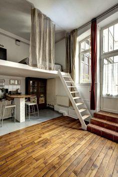 Vente Loft, atelier Paris
