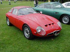 Alfa Romeo TZ1 Zagato