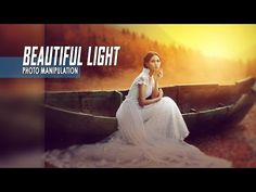 Photoshop Manipulation Dramatic Soft Light Effect Tutorial - YouTube