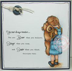 Sugar Nellie  Funky Kits  Wellington Bear   http://www.funkykits.co.uk/catalog/