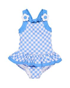 2cfd405256c79 Florence Eiseman Bias Check Swimsuit - 18M. Swimsuits ...