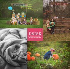 2014 Mini Session Schedule | Indiana Mini Session Photographer