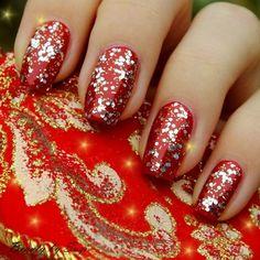 Red & Gold  bellashoot.com