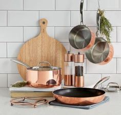Buy Copper Triply Saucepan With Lid online today at Next: Portugal