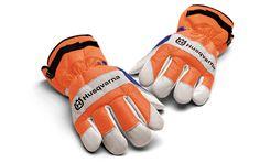 Chain Saw Protective Gloves  @Husqvarna USA