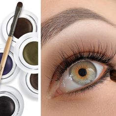 Beauty Tip: Our Jelly Jar Gel Eyeliners can be used to create a quick smoky eye. Line both the top and bottom lash line in your desired shade. Then, smudge using the Smudge Brush or our Snappy Wand.