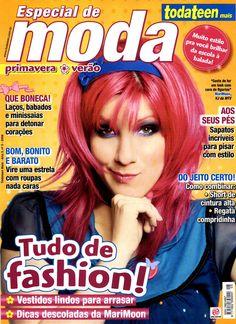 TodaTeen magazine cover