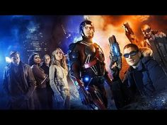 DC's Legends of Tomorrow Official Trailer the cw