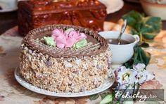 Как самостоятельно приготовить Киевский торт по ГОСТу СССР? Пошаговый рецепт приготовления Киевского торта по ГОСТу СССР с видео и фото.