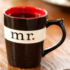 Mr. Mug, I Found the One My Heart Loves   - $7.99