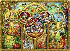 Free Disney Cross Stitch Patterns | Disney Heroes #11. Counted Cross Stitch Pattern. Paper version or PDF ...