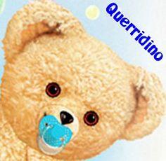 Querridino: Ursinho Fofo para bebês