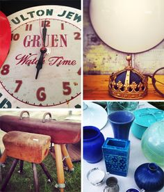 Flea Market Tips From a Stylist (Part Two)   Flickr - Photo Sharing!