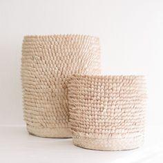 Porcupine Basket - made in Zimbabwe