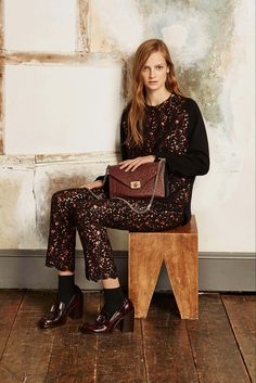 Mulberry | Pre-Fall 2015 Collection | Style.com
