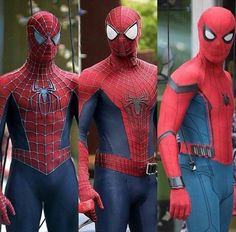 Spider-Man - older is always better. Like what are they even thinking?