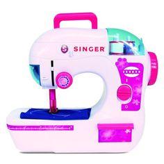 Nkok, Inc Singer Elegant Chainstitch Sewing Machine - Little Girl Toys, Baby Girl Toys, Toys For Girls, Gifts For Girls, Girl Gifts, Sewing Machines Best, Sewing Machine Reviews, Baby Alive Dolls, Baby Dolls