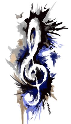 note key, music