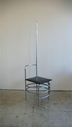 Comme Des Garcons No24 Chair. Unusual FurnitureRei ...