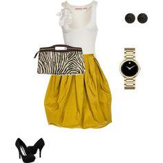 mizzou outfit